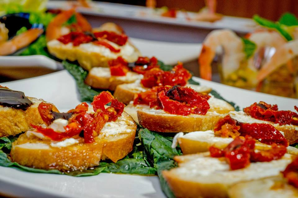 fancy lobster hors d'oeuvre recipes