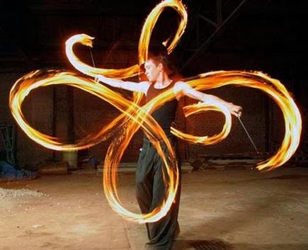 Fire Dancing – Wedding Entertainment