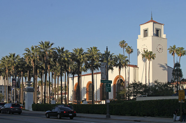 Los Angeles Union Station - Event Catering - Burbank Caterers